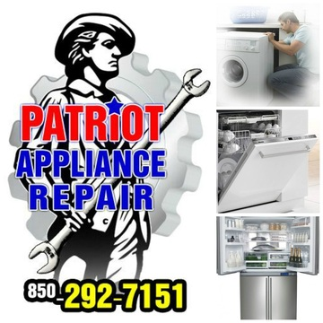 Patriot Appliance Repair Fixes Refrigerator Washer Dryer